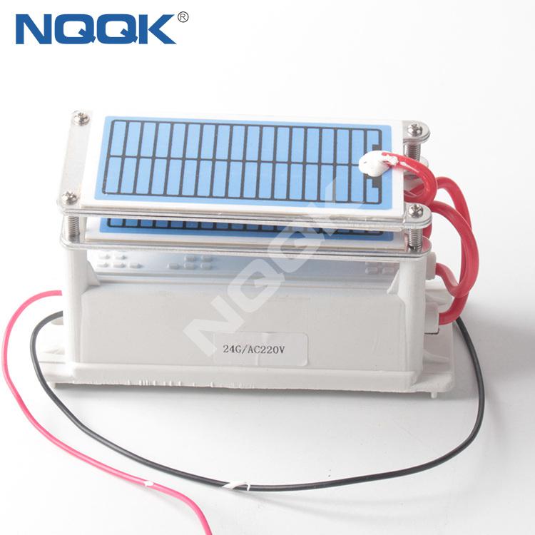24g 24g/h 220VAC 110VAC 12VDC 24VDC Ceramic One Chip Plate small ozone generator